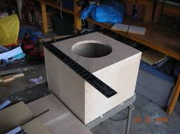 Hanging Ceiling Speakers by Ceiling Speakers Mounted Into Faux Speaker Boxes 6 Steps