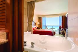 the hottest us jacuzzi hotel rooms room5 outrigger waikiki beach resort jacuzzi in room balcony