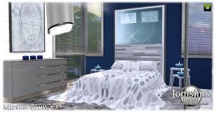 adult bedroom chambre adulte sims 4