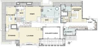 japanese house floor plans the house minamiazabu penthouse floorplan now available japan