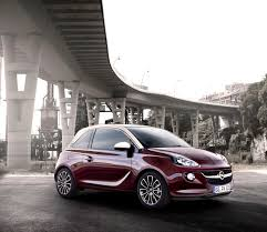opel vauxhall opel vauxhall adam is stylish and compact