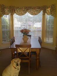 bay window curtain rods 40 days of