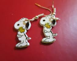 snoopy and woodstock etsy
