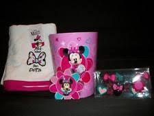 disney bath accessory set ebay