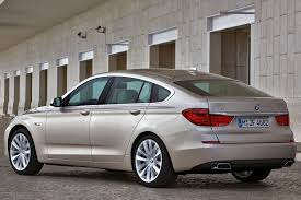 2013 bmw 5 series gran turismo information and photos zombiedrive