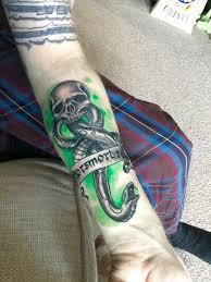 harry potter dark mark tattoo art pinterest dark mark dark
