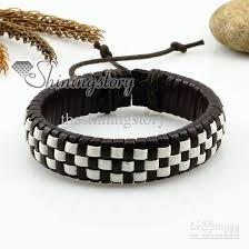 leather women bracelet images Buy leather bracelets leather wristbands women studded leather jpg