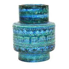 Blue Vases Cheap Vintage U0026 Used Vases Chairish