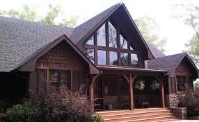 a frame lake house plans appalachia mountain a frame lake or mountain house plan with photos