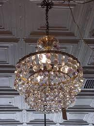 Vintage Crystal Chandeliers Florida Victorian Architectural Antiques Vintage Building