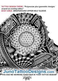 polynesian geometric design how to create a 100