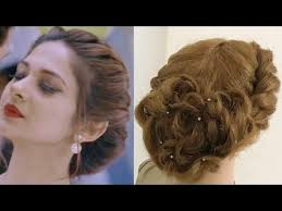 hairstyles youtube a party hairstyle beautiful twist hairstyle easy party hairstyles