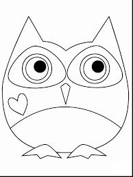 terrific owl coloring page with coloring pages of owls