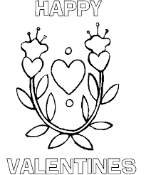 heart coloring images valentine coloring page heart i love you