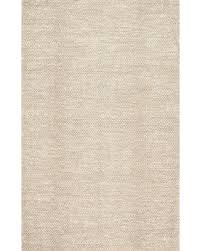 Woven Cotton Area Rugs Amazing Deal On Parnell Woven Cotton Area Rug Rug Size