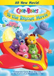 amazon care bears rescue movie dvd care bears