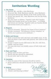 how to write wedding invitations wording on wedding invitation vertabox