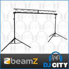 stage lighting tripod stands beamz dj light stand stage lighting truss kit ls 180truss tripod