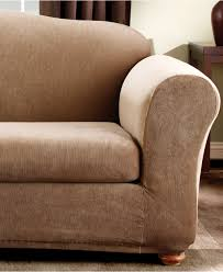 Sure Fit Dual Reclining Sofa Slipcover Furniture Luxury Sure Fit Covers Sure Fit Recliner