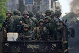 maaf siege us special forces helping philippines troops to end city siege