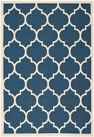 Outdoor Blue Rug by Tile Pattern Outdoor Rugs Safavieh Com