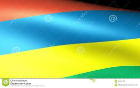 Mauritius Flag Mauritius Flag Waving Banque De Vidéos Image Du Pays 60595216