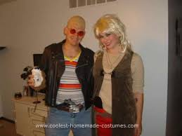 Halloween Costumes Senior Citizens Coolest Mickey Mallory Knox Natural Born Killers Couple