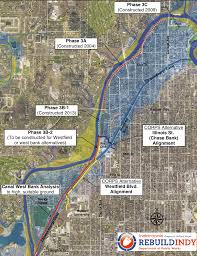 Illinois Flooding Map by Midtown Flood Control Hits A Wall U2013 Indy Midtown Magazine
