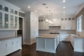 kitchen transitional style custom home glenview haus custom