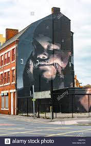 wall mural sisyphus by axel void addington street northern stock photo wall mural sisyphus by axel void addington street northern quarter manchester uk