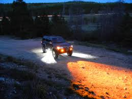 Rigid Rock Lights Dirtco U0027s 1999 4runner Build Page 35 Toyota 4runner Forum