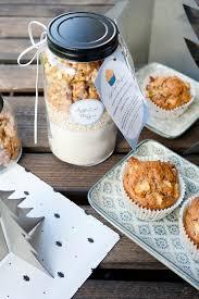 geschenke aus der küche weihnachten gesunde backmischung für apfel zimt muffins