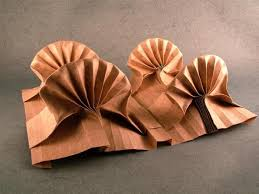 Origami Tessalation - math craft inspiration of the week the origami tessellations of