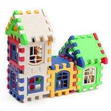 children house building blocks raising them being the best parent
