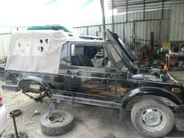 modified maruti gypsy king gypsy king ownership and color change