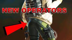 new operators rainbow six siege ela lesion and ying plus theme