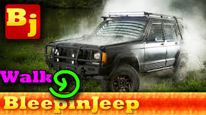 survival jeep cherokee doomsday prepper zombie jeep final walkaround youtube
