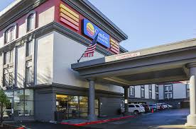 Comfort Inn Merced Comfort Inn U0026 Suites Sea Tac Airport In Seattle Hotel Rates