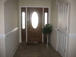 White Wall Paneling by Interior Design Miraculous Single Wooden Oval Glass Front Doors