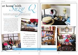 Bella Home Interiors by Suzy U0027s Interview And Feature In Bella Magazine