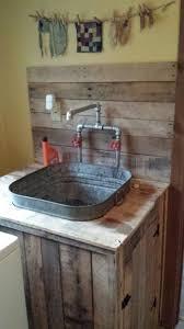 galvanized tub kitchen sink rustic kitchen sinks bathrooms galvanized wash tub sink 15 most