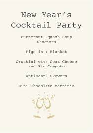 28 cocktail dinner party menu gather menus primal palate paleo