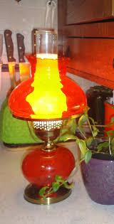 Vintage Orange Glass Vase 21 Best Orange Glass Images On Pinterest Glass Vase Glass
