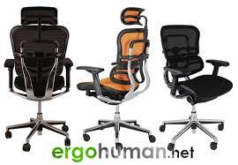 ergonomically correct desk chair ergohuman ergohuman office chairs office chairs