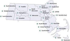 map of massachusetts counties massachusetts land records
