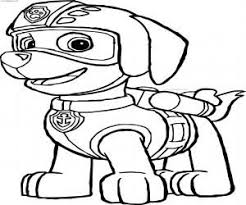10 paw patrol coloring pages images colouring