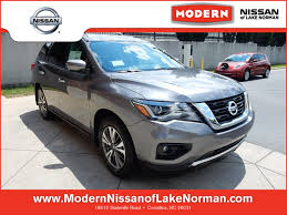 nissan pathfinder vs rogue nissan pathfinder in cornelius nc modern nissan of lake norman
