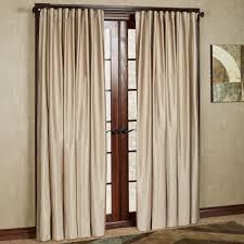 curtain tan blackout curtains thermal room darkening curtains