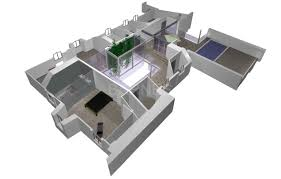 Louvre Floor Plan by Paris 1 Louvre Terraced Penthouse With Swimming Pool Luxury