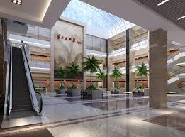modern office interior design for elevator lobby 3d house free 3d